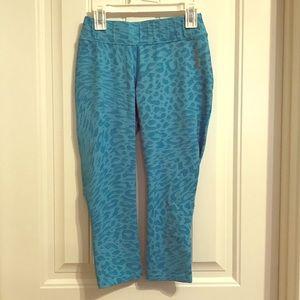 Reebok Capri workout leggings  - XS